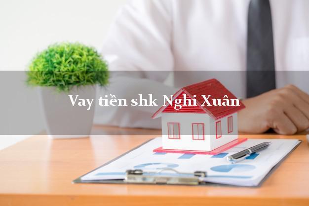 Vay tiền shk Nghi Xuân Hà Tĩnh