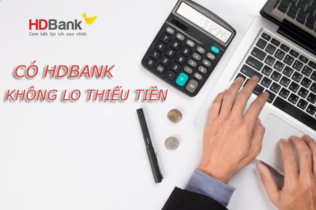 Hướng dẫn vay tiền HDBank nhanh nhất