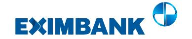 Lãi suất ngân hàng Eximbank 4/2021